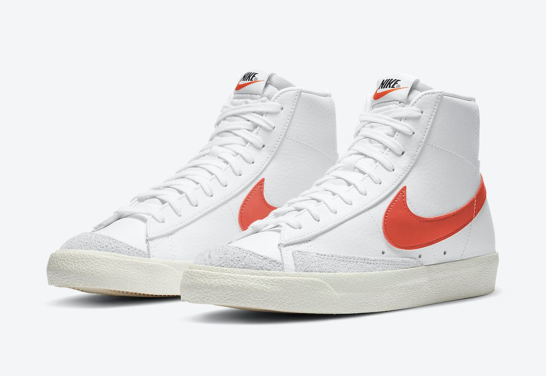 Nike Blazer Mid Mantra Orange