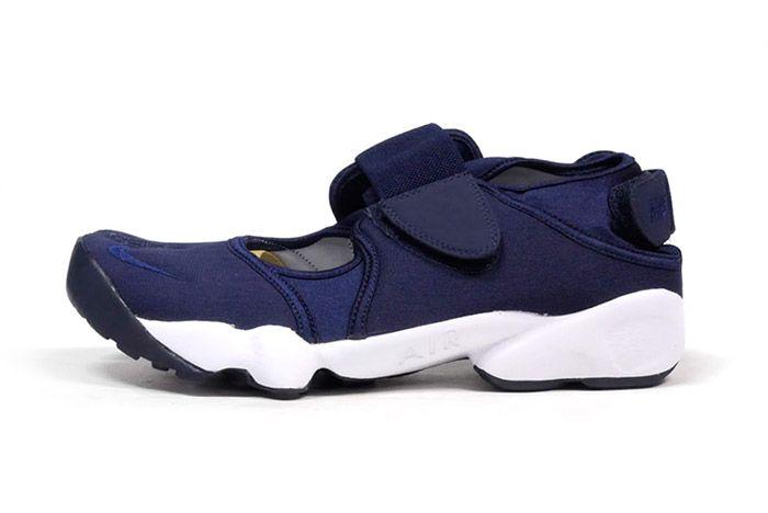 Nike Air Rift Nonfuture Navy Blue 2