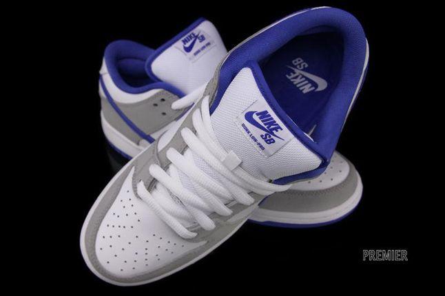 Nike Sb Dunk Low Matte Silver Royal 03 1
