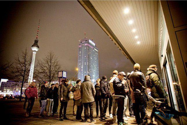 All Gone Berlin Launch 25 1