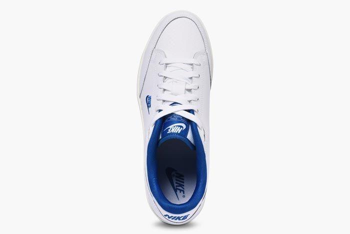 Nike Grandstand Ii Navy Blue Top