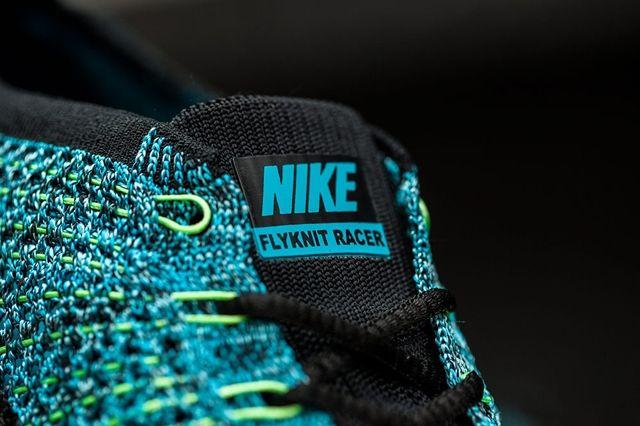 Nike Flyknit Racer Blue Lagoon 2