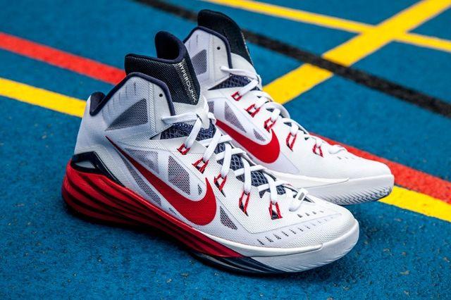 Nike Hyperdunk 2014 Foot Locker White 1