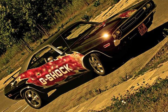 Dodge G Shock 11 1
