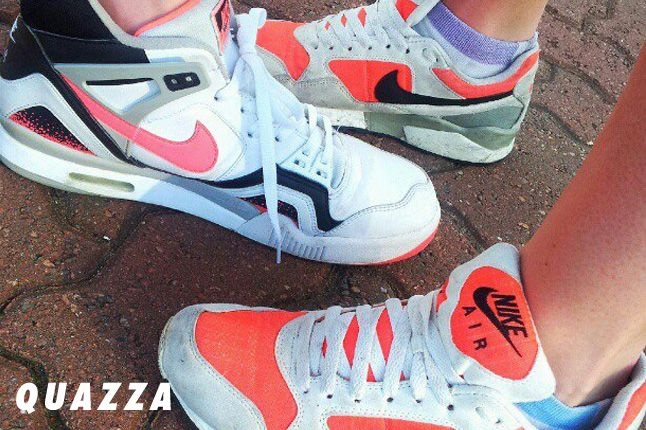 Quazza Nike Pegasus 1