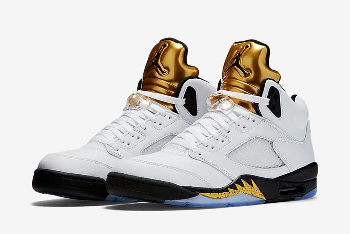 Air Jordan 5 Olympic 2