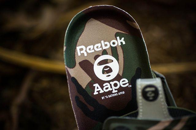 Aape By A Bathing Ape Reebok Pump Fury 5