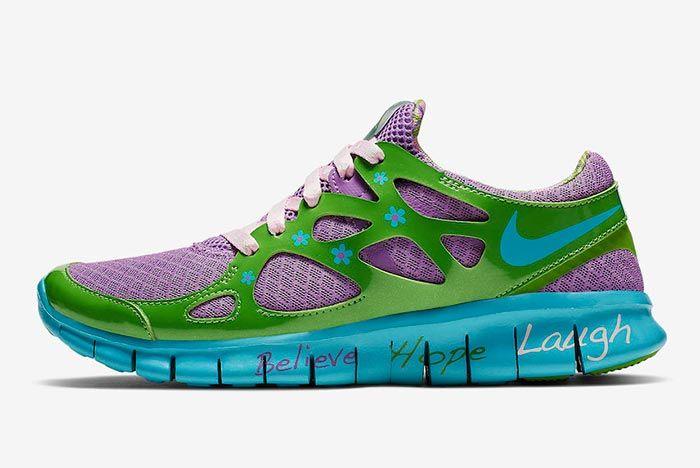 Nike Doernbecher Free Run Side Shto 5