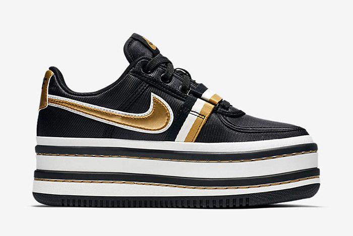 Nike Vandal 2 K Silver Black 5