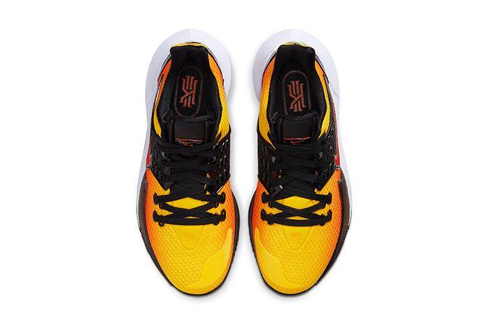 Nike Kyrie Low 2 Tn Sunset Av6338 800 Release Date Top Down