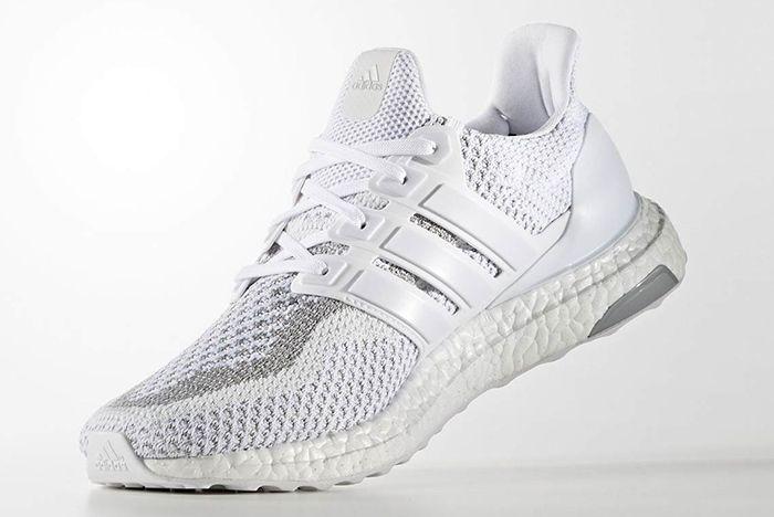 Adidas Ultra Boost 2 0 White Reflective 3