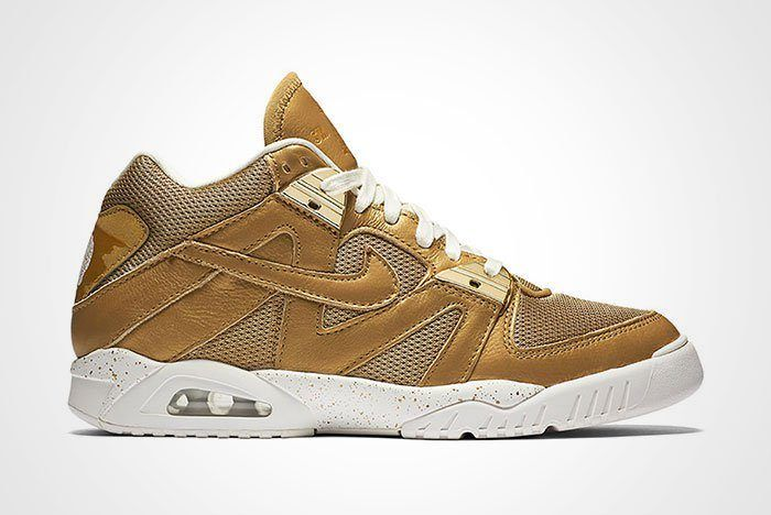 Air Tech Challenge Gold Thumb