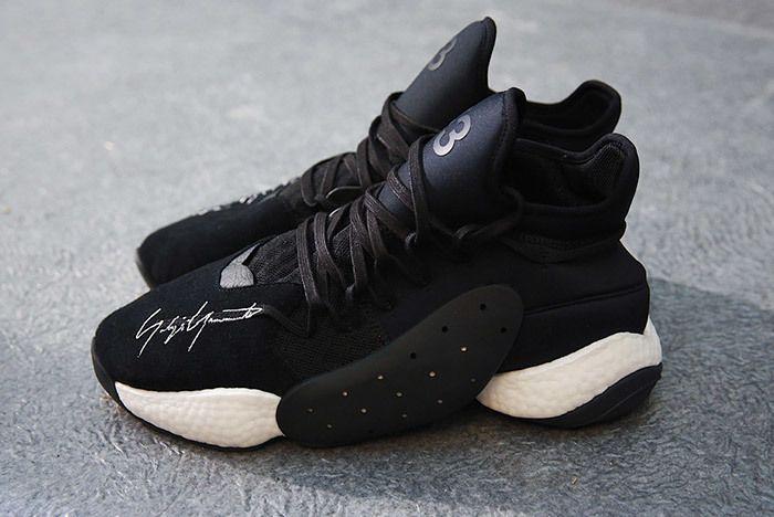 James Harden Adidas Y3 Byw Bball 1 Sneaker Freaker