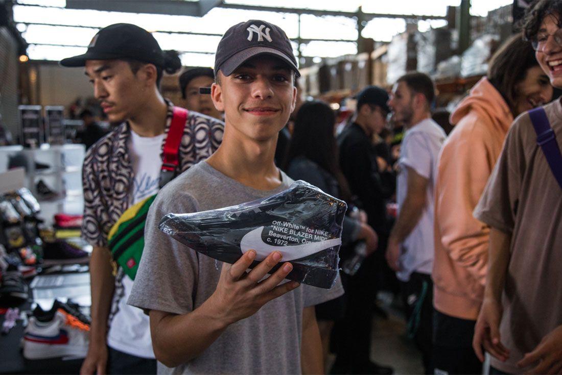 Sneaker Freaker Swapmeet 2019 Event 67