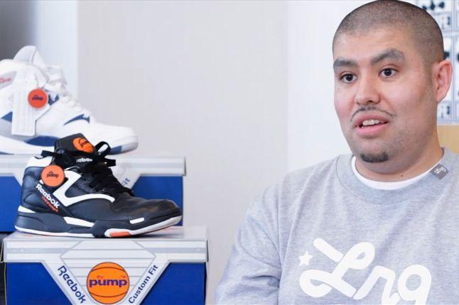 Sneakerliv Reebok Pumps Collector 1