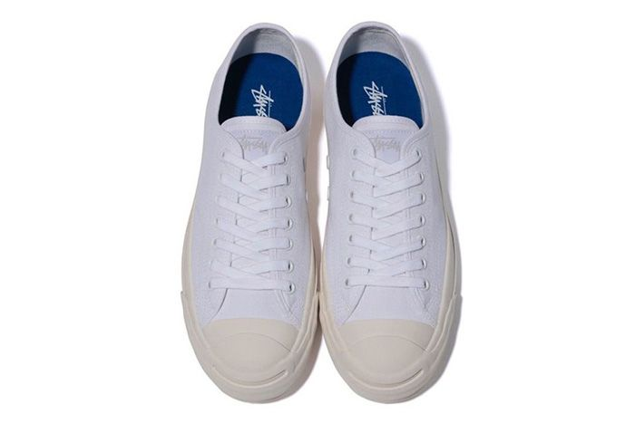 Stussy X Converse Jack Purcell Pack3