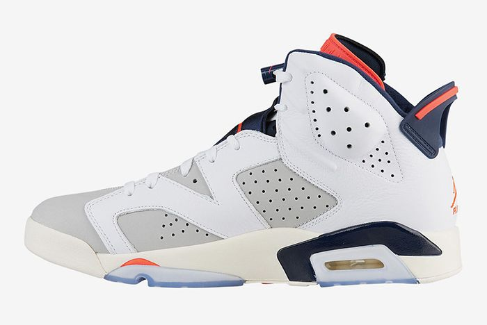 Air Jordan 6 Tinker Hatfield New Images 2