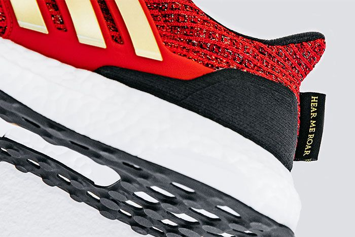 Game Of Thrones X Adidas Ultra Boost On White House Lannister Up Close1