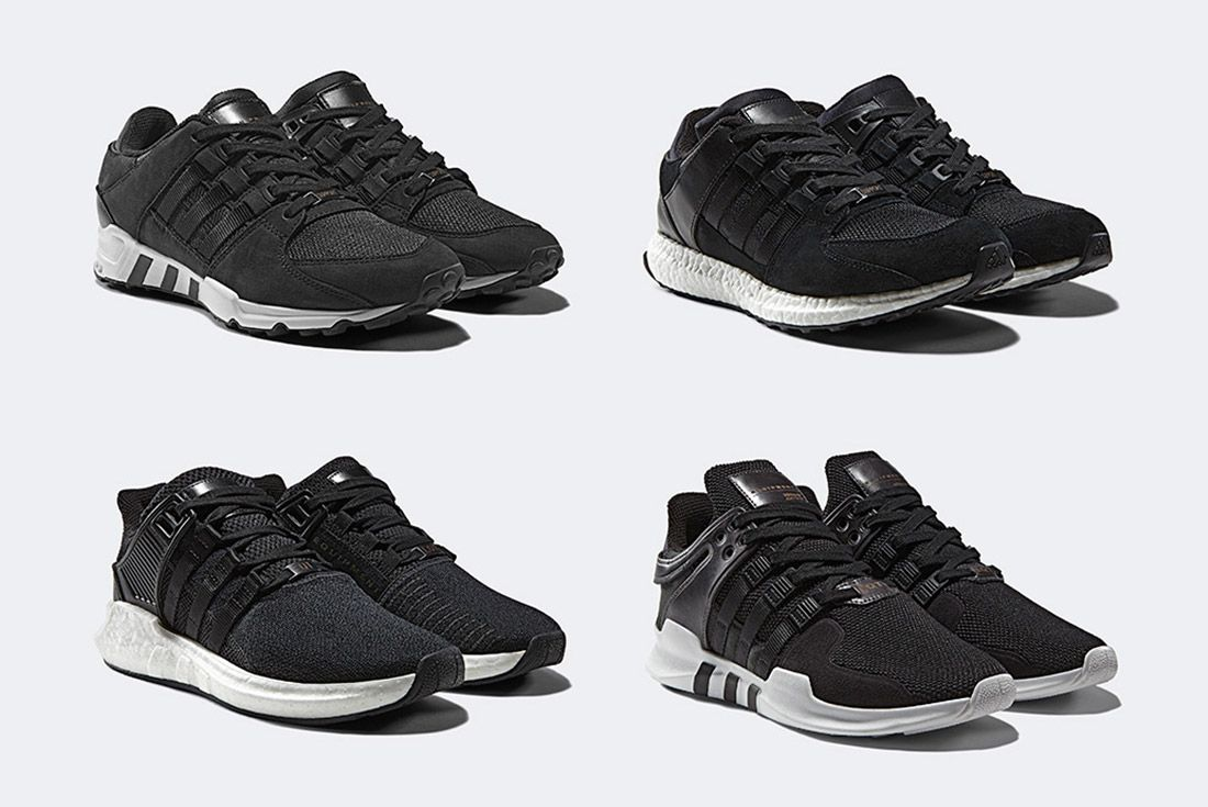 Adidas Eqt Milled Leather Pack 1
