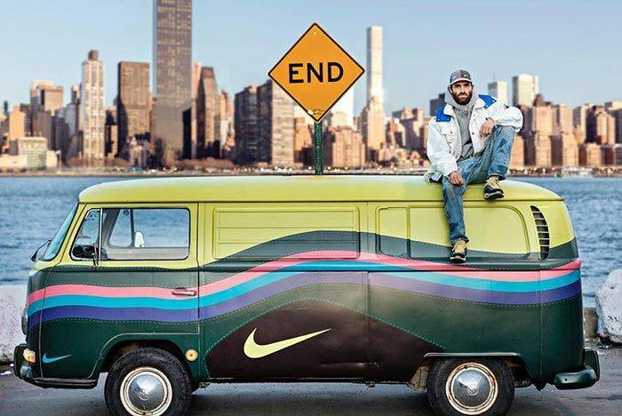 Sean Wotherspoon Nike Van End