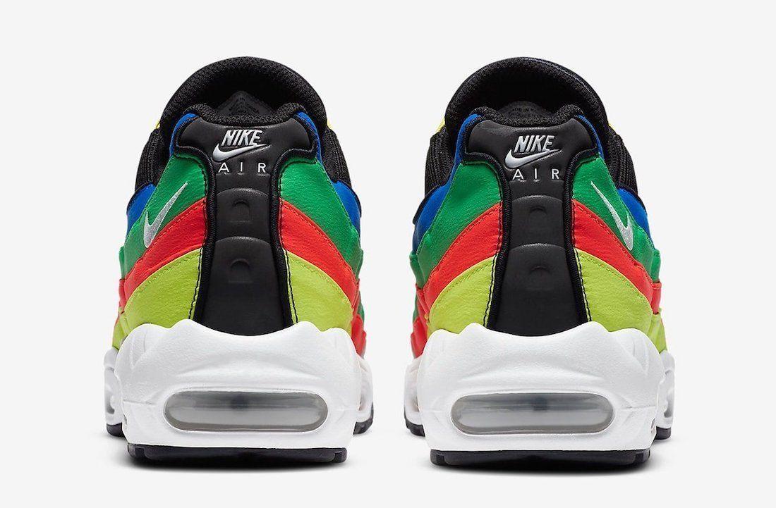 Nike Air Max 95 Olympic Heel