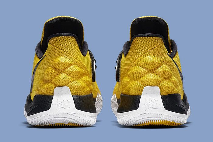 Nike Kyrie Low 1 Amarillo Yellow 5
