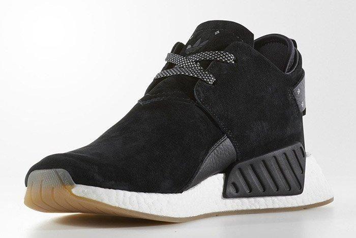 Adidas Nmd Cs2 Suede Black 2