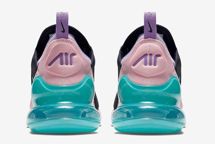Nike Air Max 270 Have A Nike Day Heel