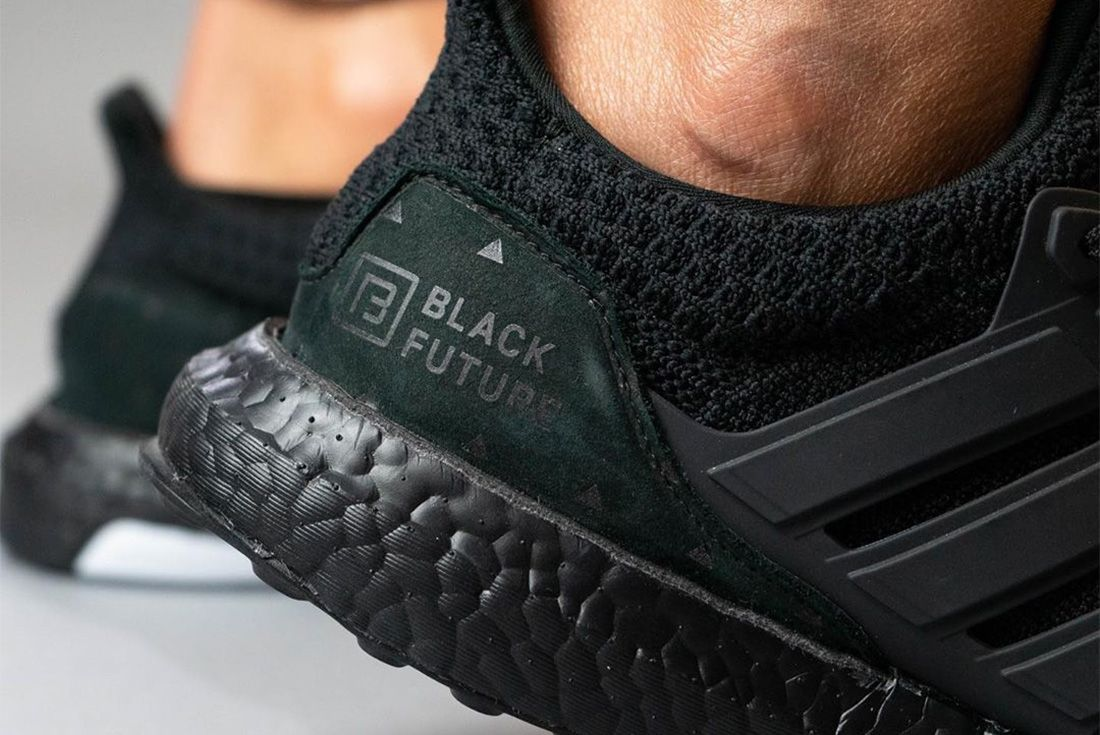 Mysterious UltraBOOST 'Black Future'... what the??? - Sneaker Freaker
