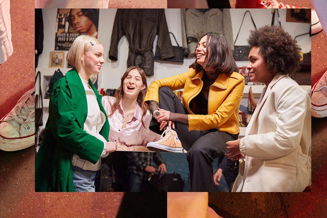 Converse Forever Chuch Winnie Harlow Fashion 8