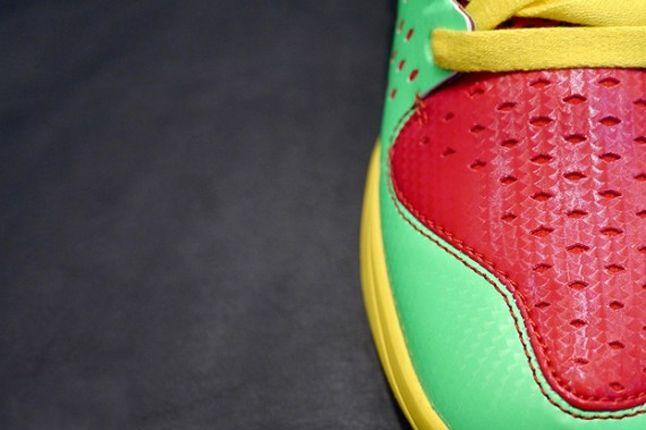 Adidas Rose 3 Low Tribal Toe Detail 1