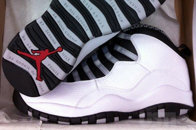 Air Jordan X 10 Retro Box