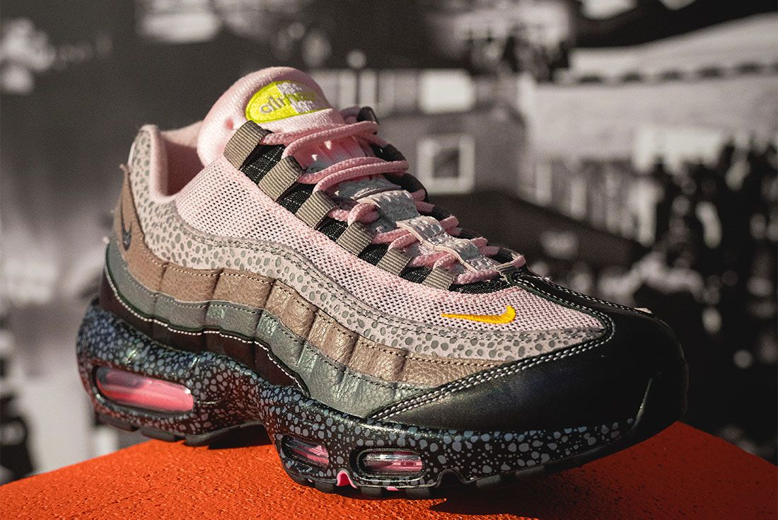 Size Uk 20Th Anniversary Preview Showcase London Air Max 95 Collaboration Reveal 3