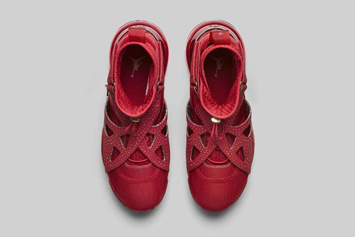 Swarovski Jordan Air Latitude 720 Red Ci1233 607 Top
