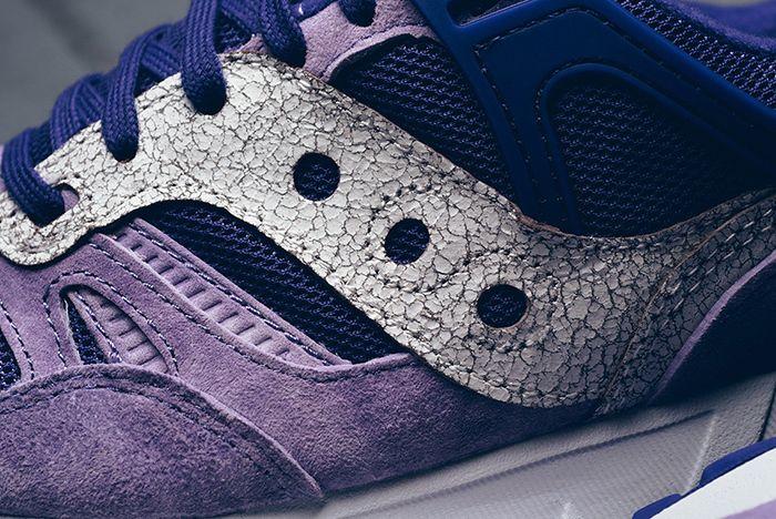 Saucony Grid Sd Garden District Pack 4 Sneaker Freaker