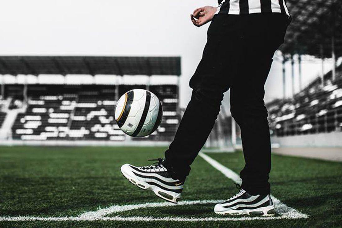 Nike Air Max 95 'Juventus'