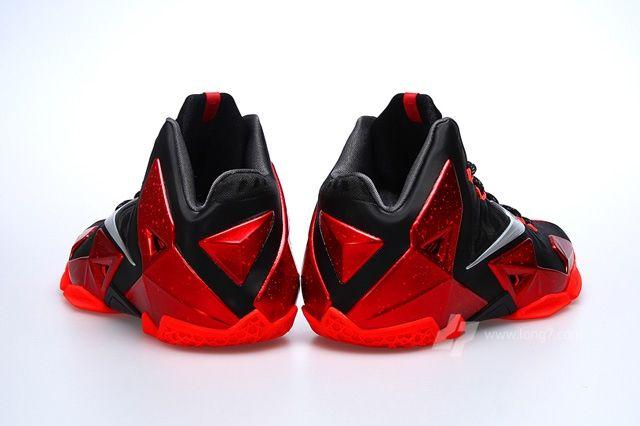 Nike Lebron 11 Miami Heat Away Update 5