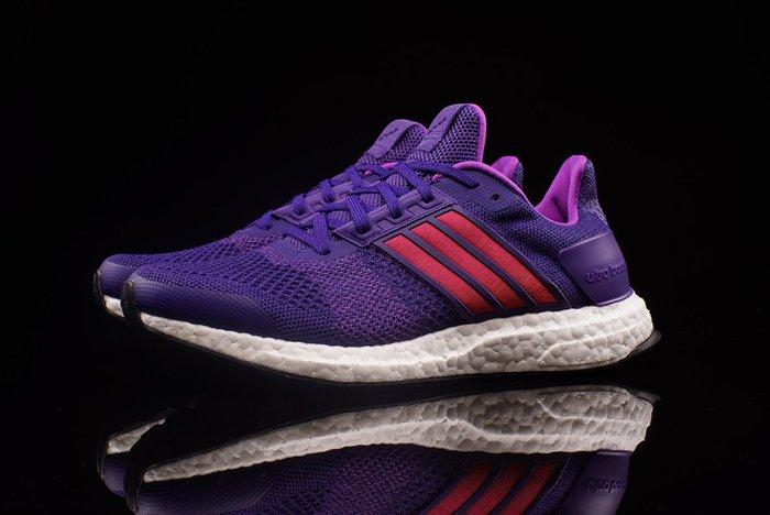 Adidas Ultra Boost St Wmns Purple1