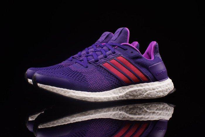 Adidas Ultra Boost St Wmns Purple1
