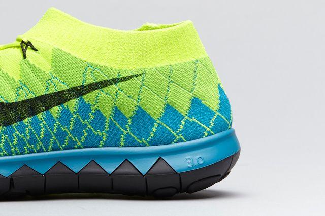 Nike Free Flyknit 3 Heel