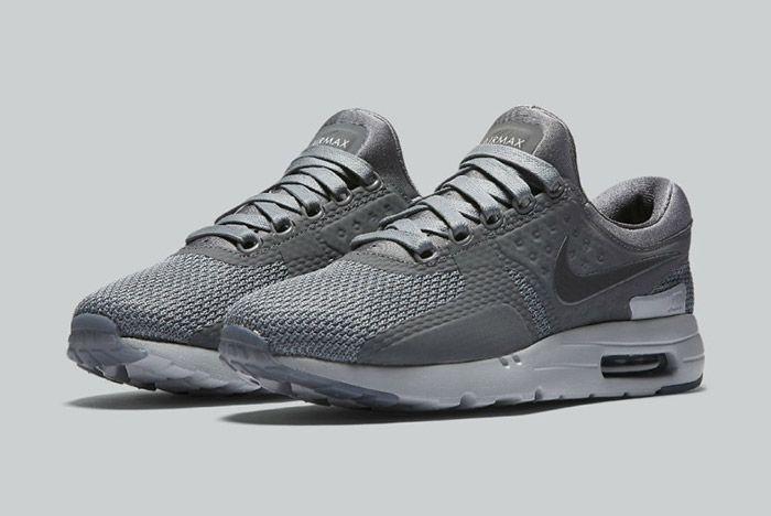 Nike Air Max Zero Cool Grey 5