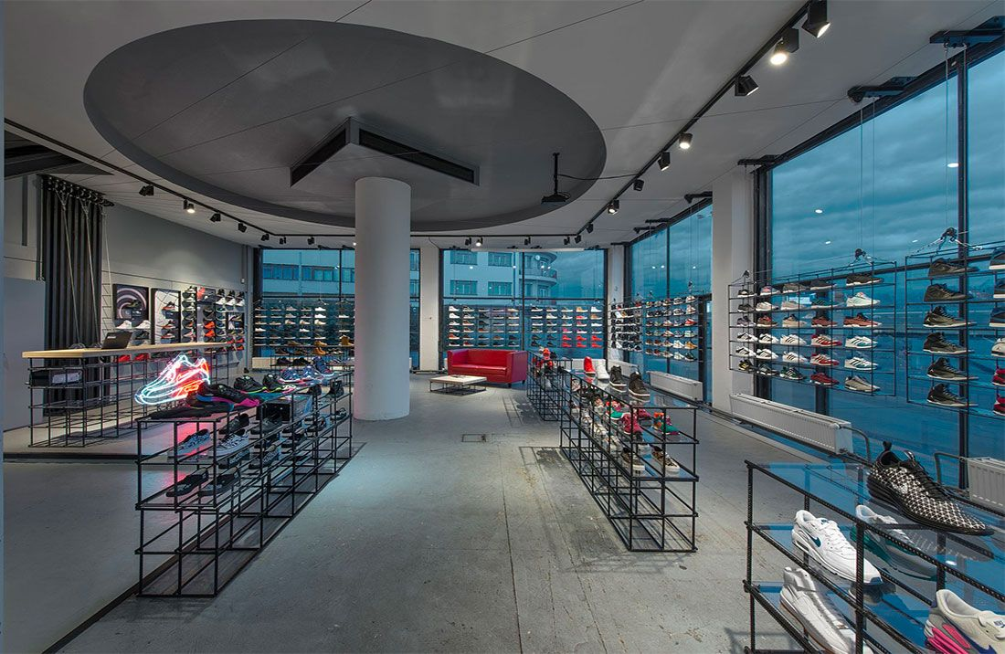Footshop Prague