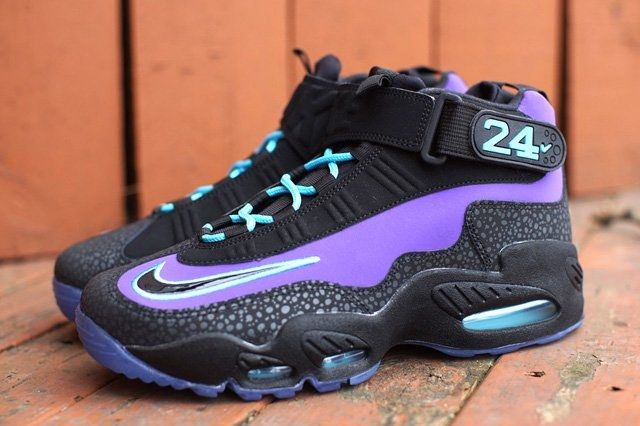 Nike Air Griffey Max 1 Purple Venom 1