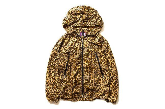 The North Face Purple Label Leopard Print Collection 2013 Wmns Jacket 1