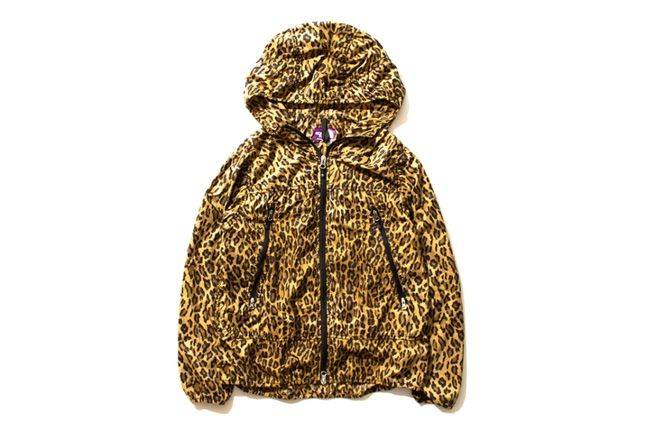 The North Face Purple Label Leopard Print Collection 2013 Wmns Jacket 1