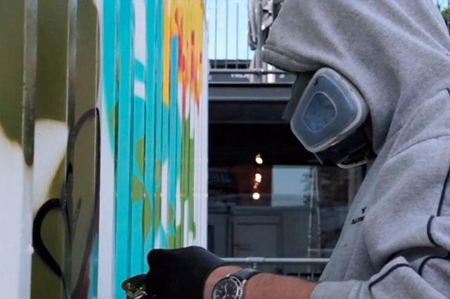 Boxpark Live Graffiti Zombie Dyet Dds 3