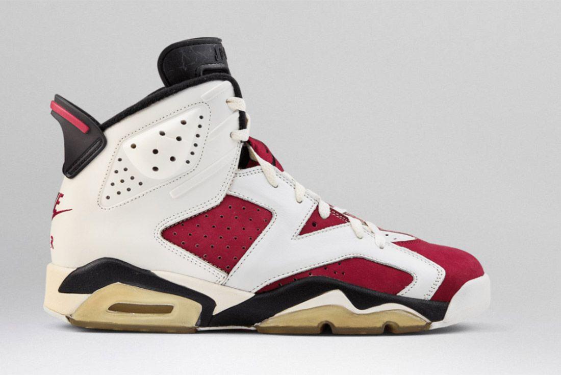 Material Matters Jordan Brand Air Jordan 6