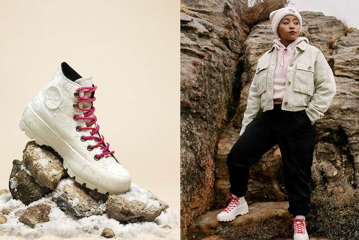 Converse Ctas Lugged Winter Model White Full
