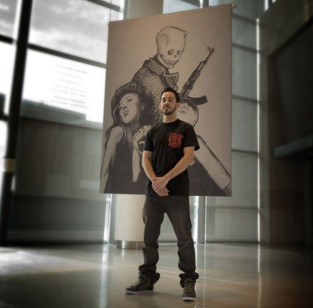 Mike Shinoda Interview 1