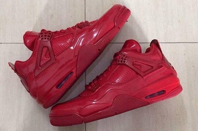Air Jordan 4 Lab 11 Red